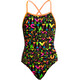 Funkita Strapped In One Piece Swimsuit Children black/colourful